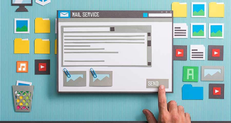 custom email home inspector
