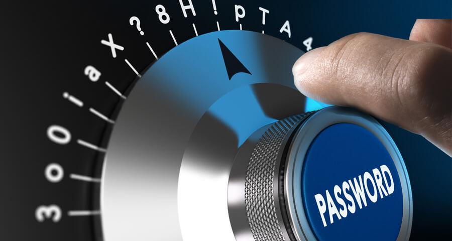 make a strong password